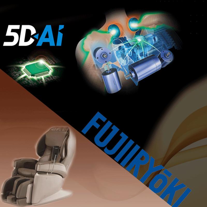 5D + AI mechanism