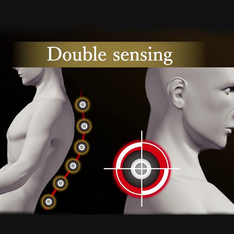 Double sensing