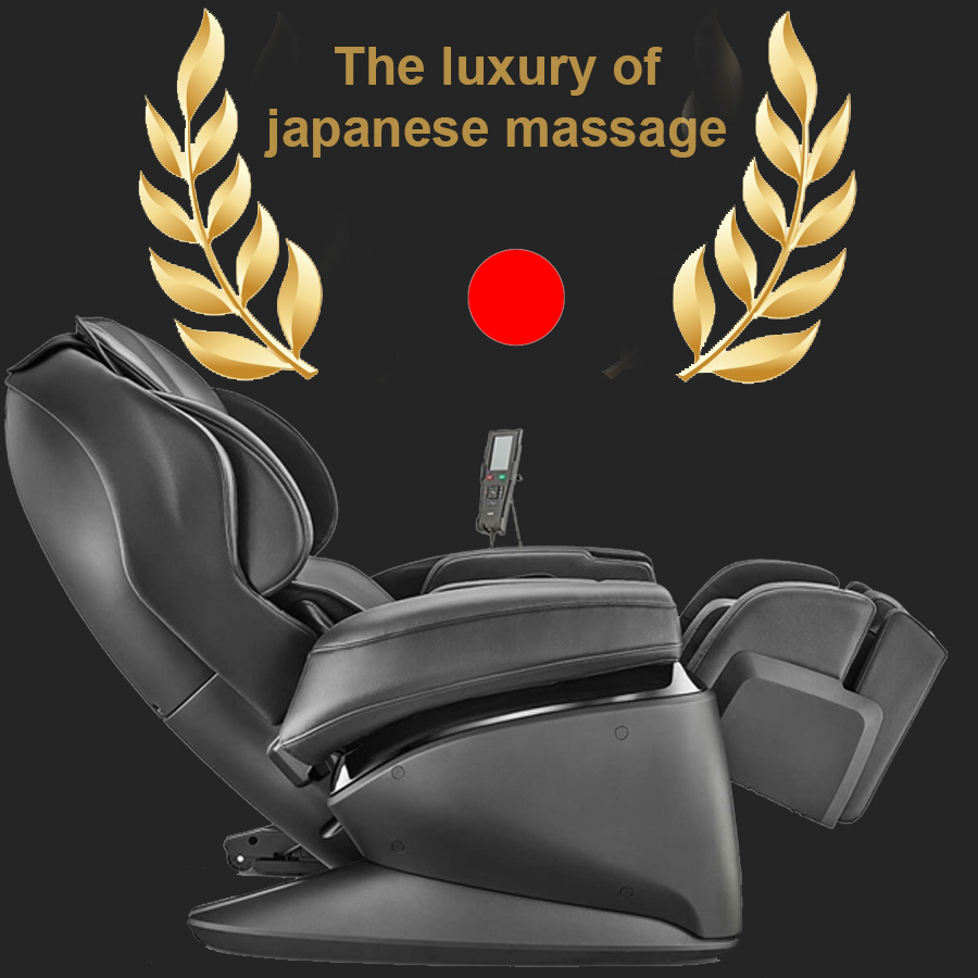 Best massage chair made in Japan